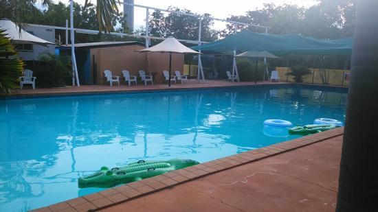 Normanton, Australia: The Biggest Pool In The Gulf