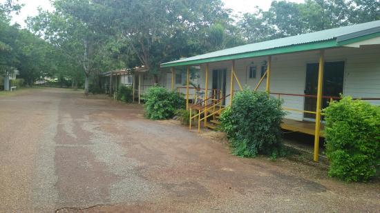 Normanton, Australia: Ensuited Cabins