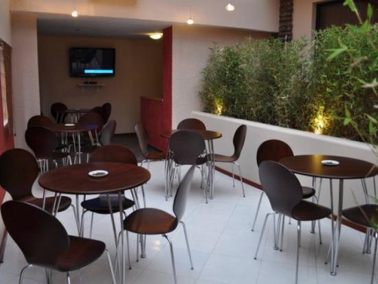 Hostal Casa Valladolid: Cafeteria