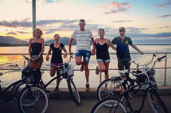 Cruising Cairns Bike Tours