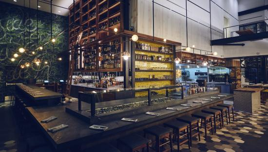 Photo of American Restaurant Otium Restaurant at 222 S Hope St, Los Angeles, CA 90012, United States