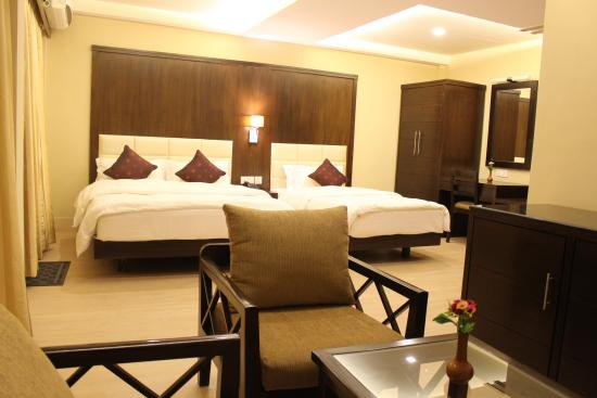 Hotel Thamel: Suite Room