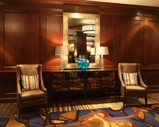 Peachtree City Hotel and Conference Center: Lobby area