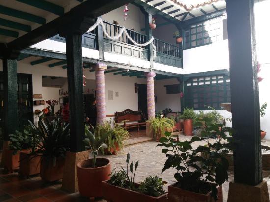 Hotel Antonio Narino : Hermoso