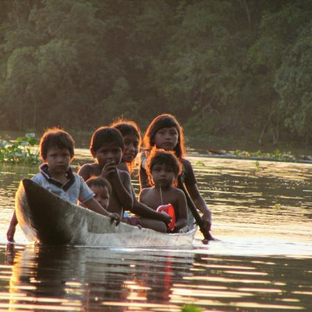 Orinoco Delta, Βενεζουέλα: Orinoco River