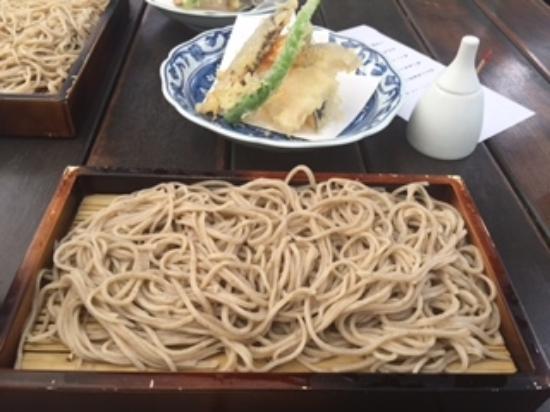 Kamakuramatsubaraan: おそば