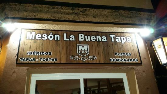 Meson La Buena Tapa