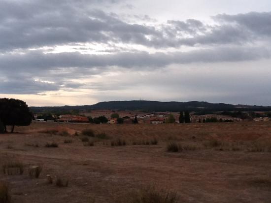 Arcas del Villar, España: Viel Raum für Outdooraktivitäten