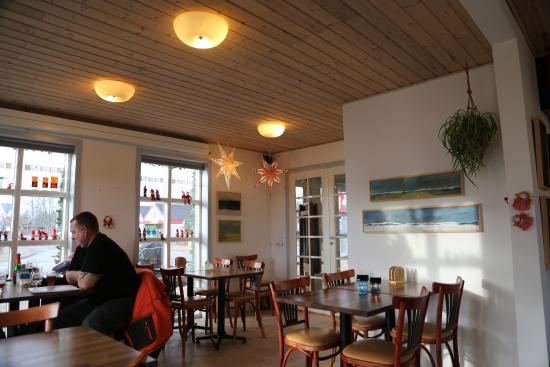 Albaek, Dinamarca: interior