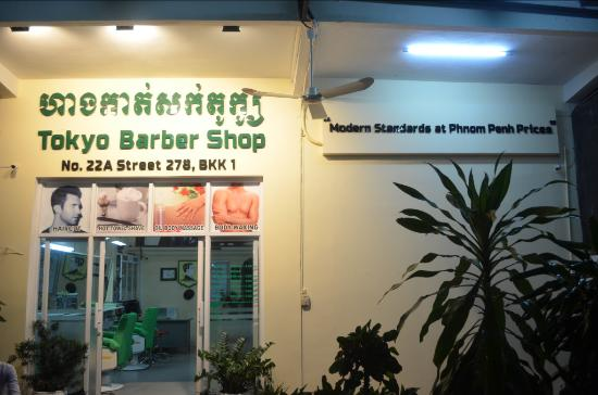 Barber Shop Hours : Tokyo Barber Shop (Phnom Penh, Cambodia): Hours, Address, Spa Reviews ...