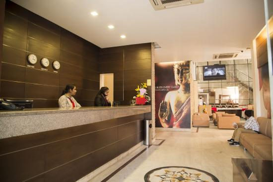 Hotel La Suite: Reception