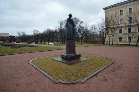 Monument to Empress Catherine II