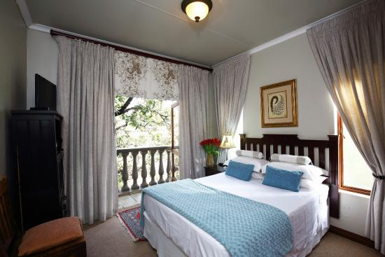 Villa Lugano Guesthouse: Double Deluxe Room