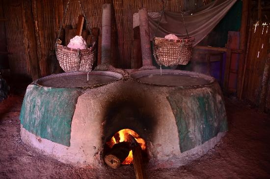 Bo Klua (Salt Wells)