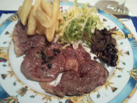 Plat principale photo de restaurant du port saint - Saint valery en caux restaurant du port ...