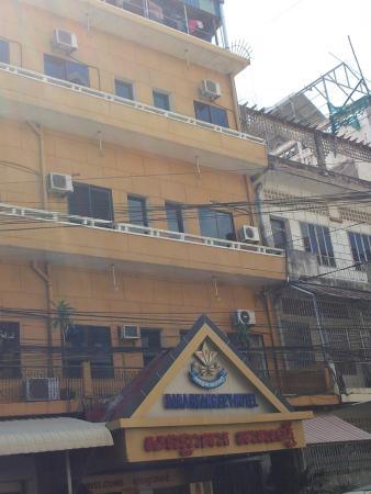Dara Reang Sey Hotel Phnom Penh: Great value rooms at the Dara Reang Sey