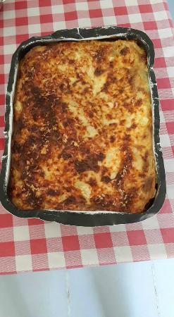 L'Osteria Samui : Lasagna
