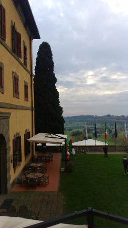 Castelgandolfo Golf and Country Club: Panorama
