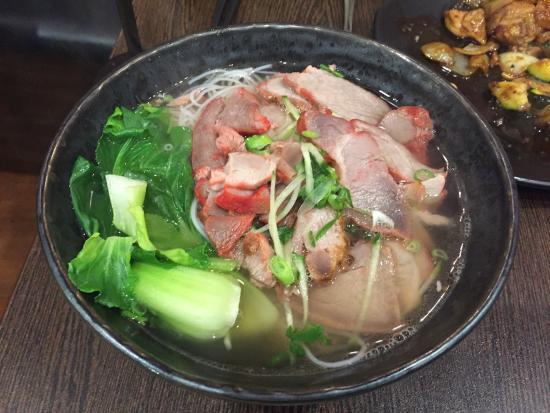 Dumpling Express: Pork Dumpling Soup
