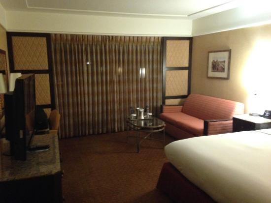 Hilton Stockton: Room