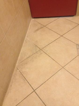 The Ophir Hotel: Bathroom
