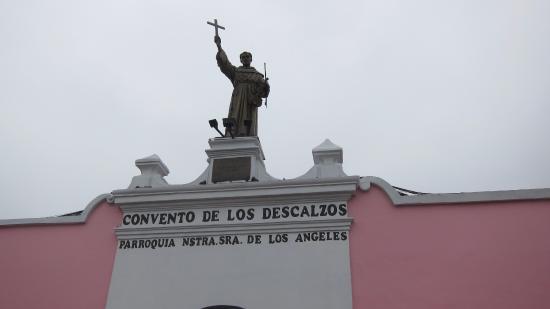 Museo de los Descalzos: convento de los descalzos
