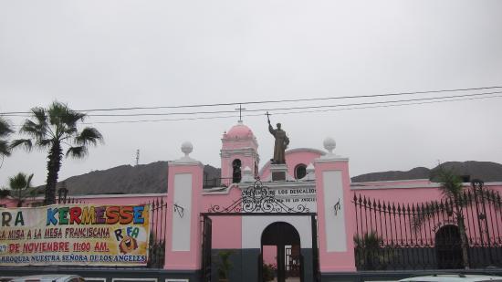 Museo de los Descalzos: entrance