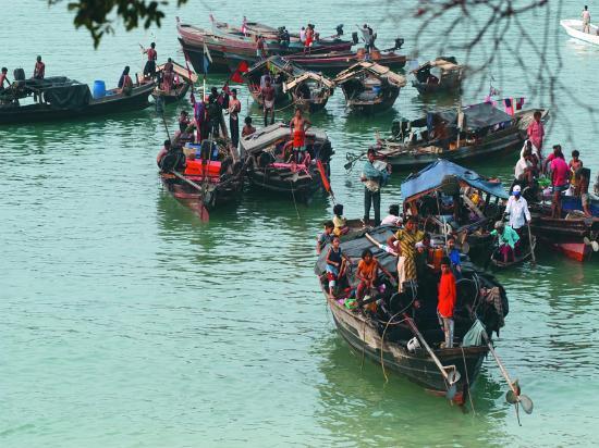 Sea Gypisies in Megui - Picture of Good Life Myanmar, Yangon