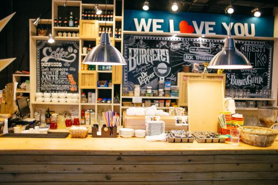 9 Bild Von Forrest Gump Family Cafe Obninsk Tripadvisor