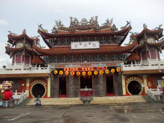 Houjinfengping Temple
