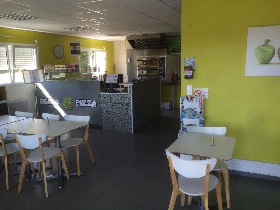 Bouffere, Fransa: Pâtes maison
