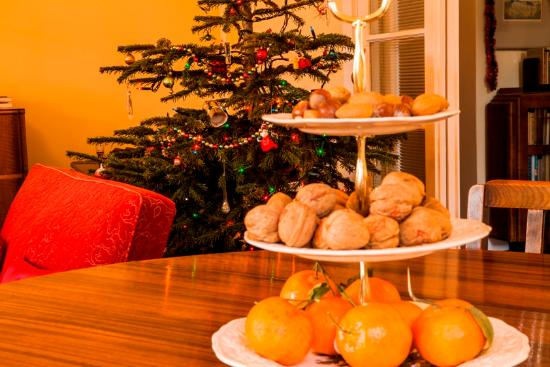 Walsingham, UK: Festive treats
