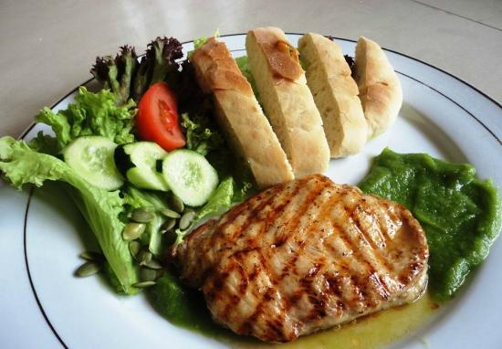 Pizzeria Traudi, Kota Bharu: Lunch Lite
