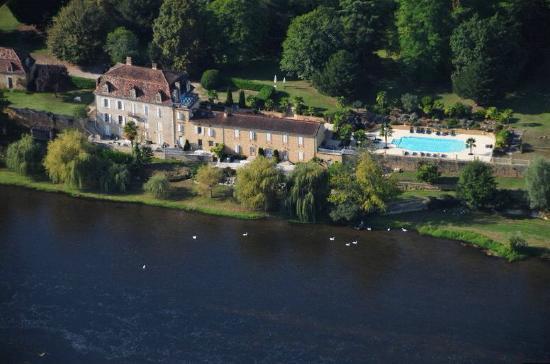 Lalinde, Γαλλία: Airphoto Les Magnolias