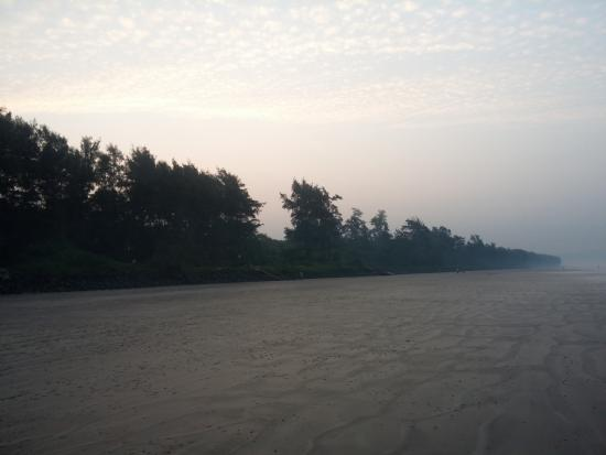Nagaon Beach Bild Fr 229 N Sagar Shrushti Alibaug Tripadvisor