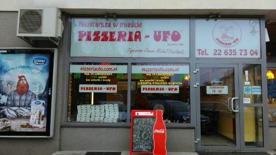 Pizzeria Ufo
