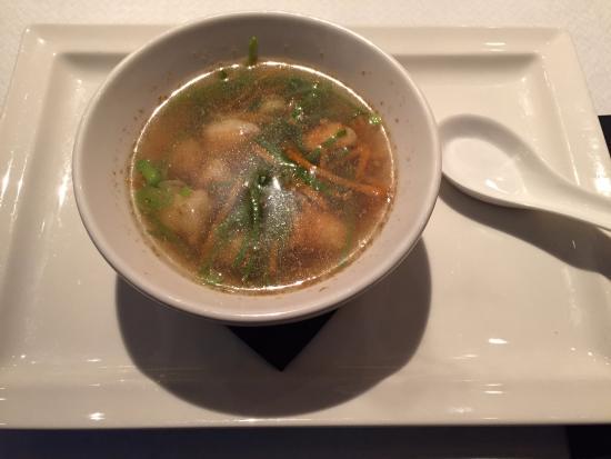 Restaurant Yucatan: Thai soup