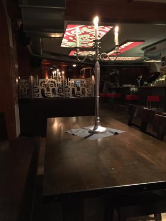 Restaurant Yucatan: Inside the restaurant