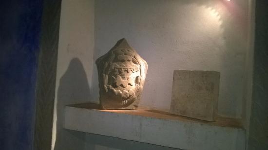Tenuta il Corno: antica pietra templare