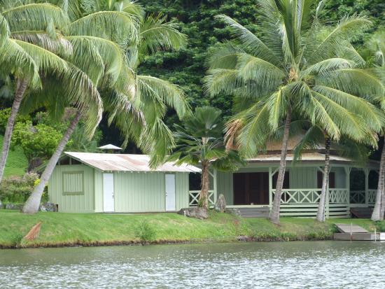 """Kualoa Regional Park : das ist das Cafe aus dem Film """"50 erste Dates"""" mit Adam Sandler und Drew Barrymore"""