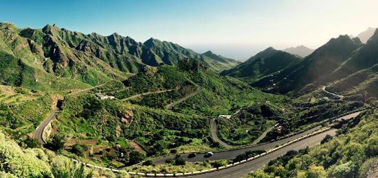 Resultado de imagen de montañas de anaga
