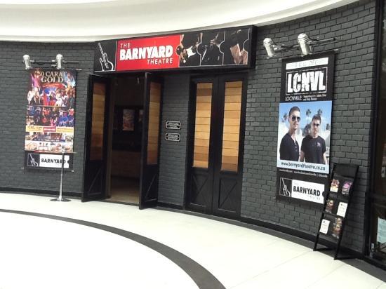 The Barnyard Theatre Cresta: Barnyard