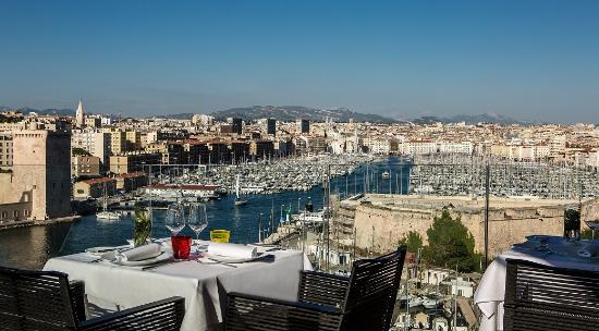 Sofitel Marseille Vieux-Port: Restaurant1