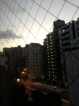 Hotel Live Max Umeda: 窓からの風景2