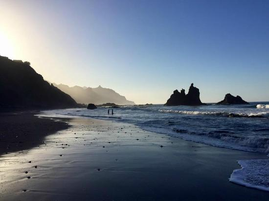 La strada per arrivarci - Picture of Playa de Benijo, Almaciga - TripAdvisor