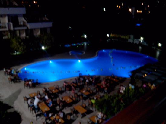 Kemer Dream Hotel: Вечером