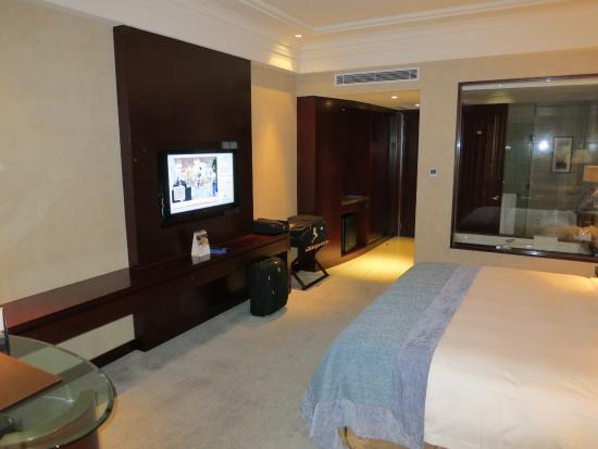 Howard Johnson Riverfront Plaza Fuzhou : Standard double room #6023