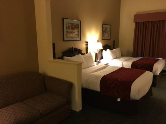 Comfort Suites Bush Intercontinental Airport: Comfort Suites - George Bush IAH Airport - Two Bedroom Suites