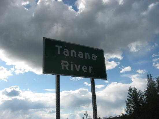 Delta Junction, AK: Tanana River