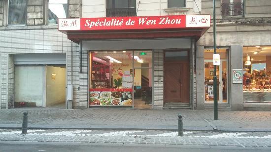 Specialite de Wen Zhou